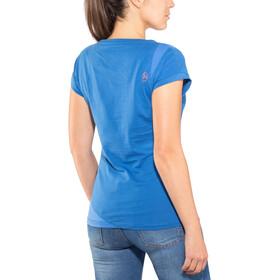 La Sportiva Shortener T-Shirt Damen marine blue